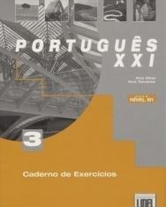 Portugués XXI Nível 3 - Caderno de Exercícios