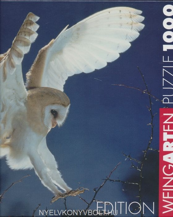 Heye Puzzle 1000 - Barn Owl
