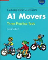 Cambridge English Movers Three Practice Tests - 2018 Revised Examination