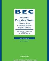 BEC Practice Tests Higher with Key