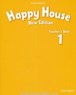 New Happy House 1 Teacher's Book