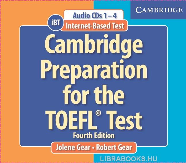 Preparation cambridge test toefl pdf