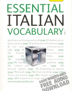 Teach Yourself - Essential Italian Vocabulary