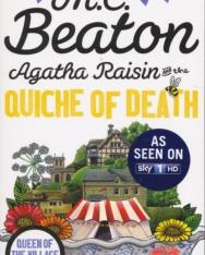 M. C. Beaton: Agatha Raisin and the Quiche of Death