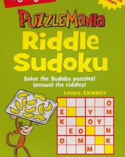 PuzzleMania - Riddle Sudoku