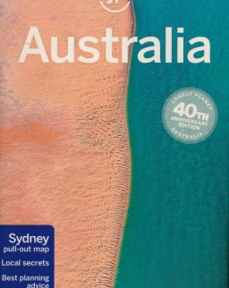 Lonely Planet - Australia Travel Guide (19th Edition)