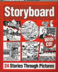 English Timesavers: Storyboard: 24 Stories Through Pictures (with CDs) - Photocopiable