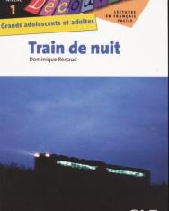 Train de nuit - Collection Découverte niveau 1
