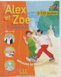 Alex et Zoé 2 CD audio pour la classe
