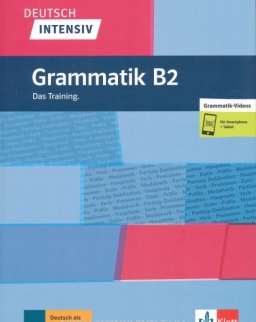 Deutsch intensiv Grammatik B2: Das Training. . Buch + online