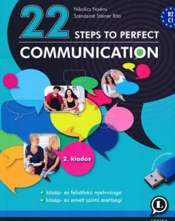 22 Steps to Perfect Communication 2. Kiadás - Letölthető hangosított tananyaggal