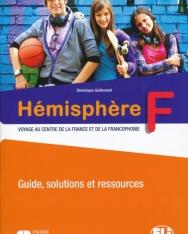 Hémisphére F - Voyage au Centre de la France et de la Francophonie - Guide
