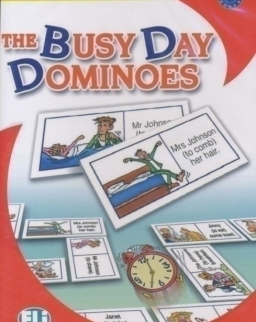 The Busy Day Dominoes CD-ROM - ELT Digital Games