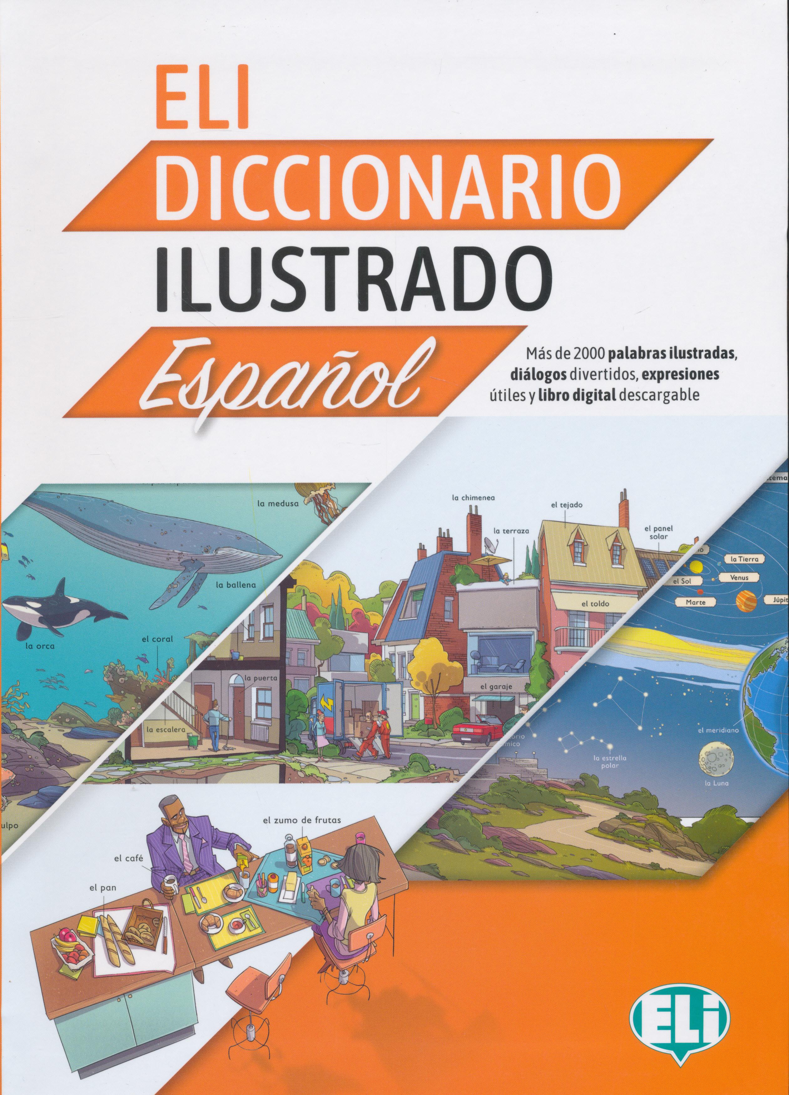 ELI Diccionario ilustrado + Libro digital en línea