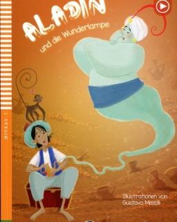 Aladin und die Wunderlampe - ELI Erste Lektüren Niveau 1- Multimedia Dateien zum Herunterladen