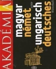 Akadémiai magyar-német szótár (Ungarisch-deutsches Wörterbuch)