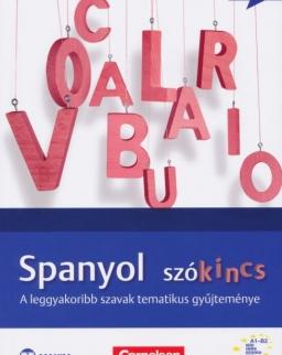 Vocabulario - Spanyol Szókincs - A leggyakoribb szavak tematikus gyűjteménye (MX-592)