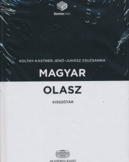 Magyar-Olasz Kisszótár + Online szótárcsomag
