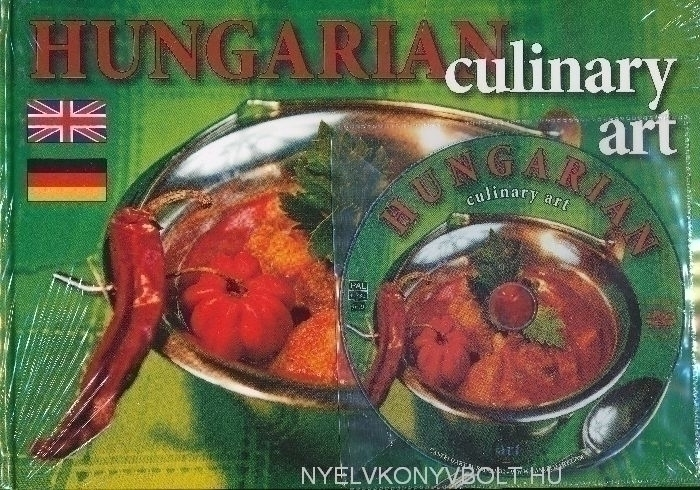 Hungarian Culinary Art + DVD