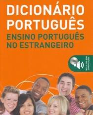 Dicionário Portugués - Ensino Portugués no Estrangeiro - Inclui DVD-Rom