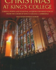 Christmas at King's College - Carols, Hymns and Seasonal Anthems for Mixed Choir