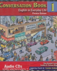 A Conversation Book 1 English in Everyday Life Audio Program CDs (3)