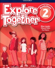 Explore Together 2 Munkafüzet
