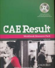 CAE Result New Edition Workbook Resource Pack