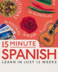 15 Minute Spanish - Learn in just 12 weeks - Free Audio App