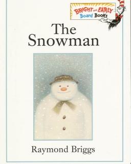 The Snowman Board Book
