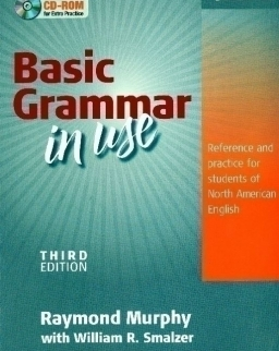 Basic Grammar in Use Student's Book without Answers with CD-ROM - 3rd Edition