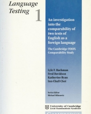 An Investigation Into the Comparability of Two Test of English as a Foreign Language