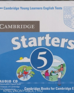 Cambridge Young Learners English Tests Starters 5 Audio CD