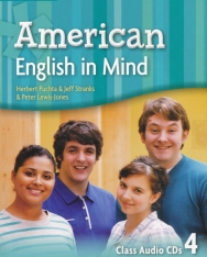 American English in Mind 4 Class Audio CDs
