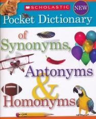Pocket Dictionary of Synonyms, Antonyms & Homonyms