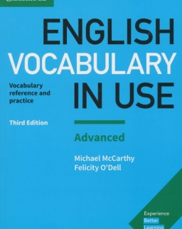 English Vocabulary in Use Advanced  - 3rd edition - with answers