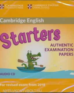 Cambridge English Starters 1 Audio CD for Revised Exam from 2018
