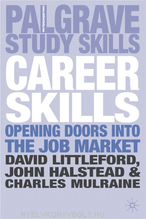 Career Skills - Opening Doors into the Job Market