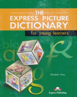 The Express Picture Dictionary Student's Book + Activity Book