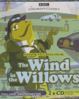 Kenneth Grahame: The Wind in the Willows - Audio Book CD