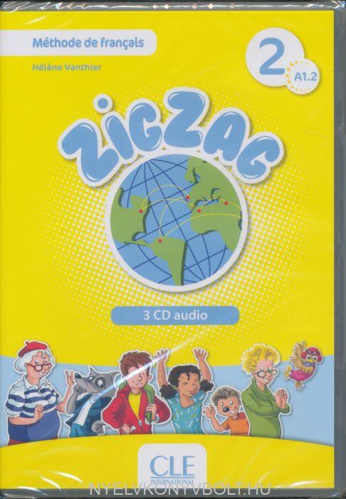 ZigZag 2 CD Audio (3)