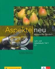 Aspekte neu C1 – Lehr- und Arbeitsbuch mit Audio-CD, Teil 1