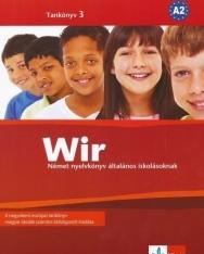 Wir 3 Tankönyv A2