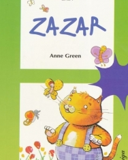 Zazar with Audio CD - La Spiga Start Readers Level A1
