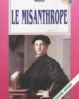 Le Misanthrope avec CD Audio - La Spiga Lectures Sans Frontiéres (B1-B2)
