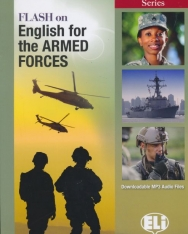 Flash on English for the Armed Forces with Downloadable MP3 Audio Files