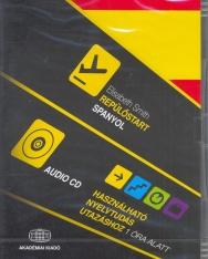 Repülőstart SPANYOL Audio CD