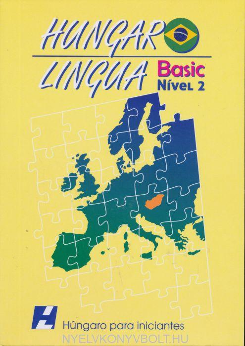 Hungarolingua Basic Nível 2 + Audio Download - Húngaro Para Iniciantes
