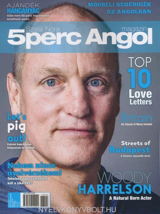 Öt Perc Angol Magazin 2018 Február