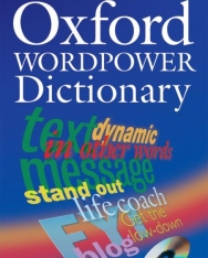 Oxford Wordpower Dictionary 3rd Edition with CD-ROM
